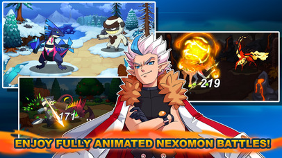 Nexomon screenshot 2