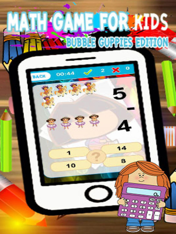 Dora Magic Math Game Version screenshot 4