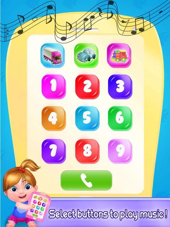 Baby Toys Phone Toddler Fun screenshot 6