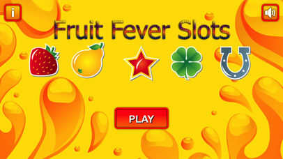 Fruit Fever Slots screenshot 1