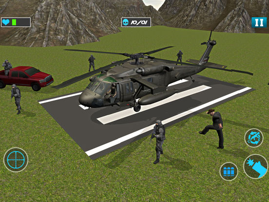 Боевой снайпер-последний день выживания Скриншоты8