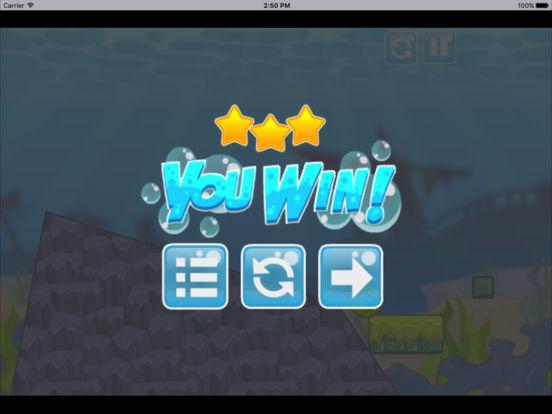 海底生物救援-好玩的闯关小游戏 screenshot 8