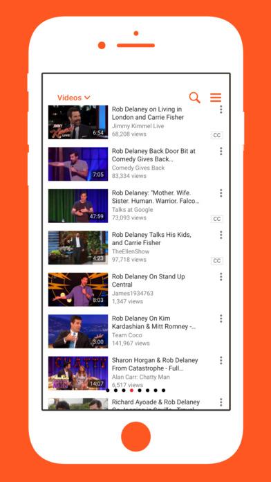 The IAm Rob Delaney App screenshot 3