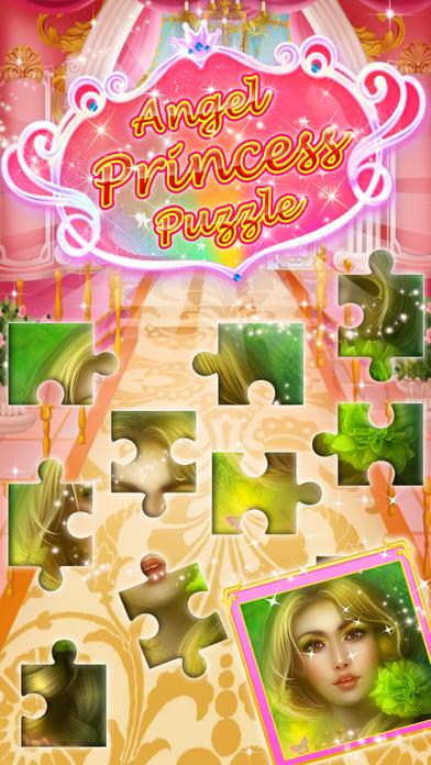 Angel princess puzzle screenshot 1