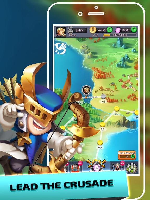 King of Crusades screenshot 7