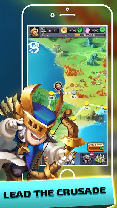 King of Crusades screenshot 2