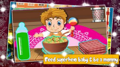 Newborn Superhero Life Simulation screenshot 3