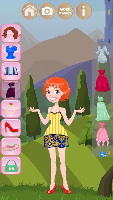 Одевалки - Игры для девочек детей и малышей Скриншоты3