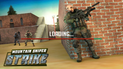 Mountain Sniper Strike screenshot 1