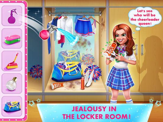 Cheerleader's Revenge: Breakup & Betrayalscreeshot 3