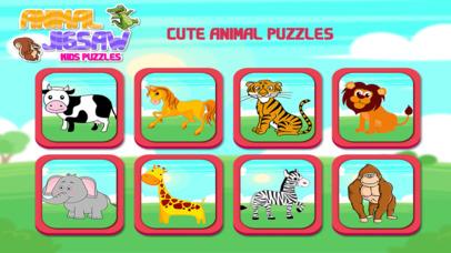 Animal Jigsaw Kids Puzzle screenshot 2