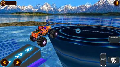 Top Monster Truck: Offroad Challenge Race screenshot 5