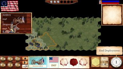 Hold the Line: The American Revolution screenshot 4