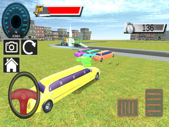Impossible Limo Truck Driver screenshot 8