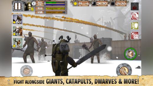 Heroes and Castles Premium Screenshots