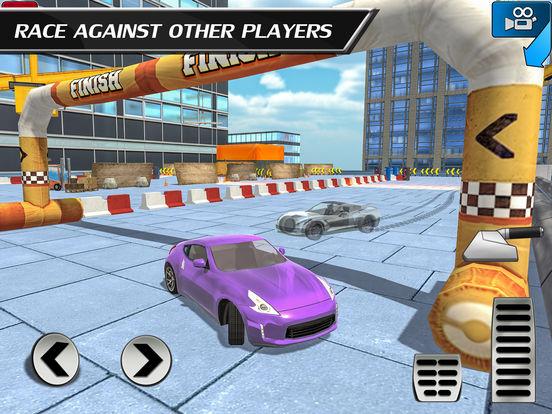 Car Drift Duels: Roof Racing screenshot 8