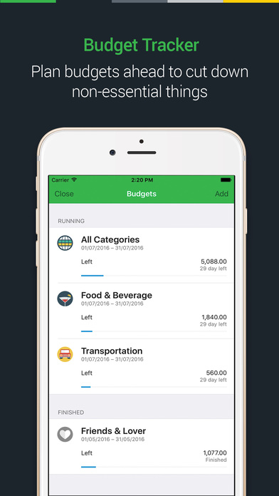 Money Lover Plus: Spending, Budget, Money Tracker Screenshots