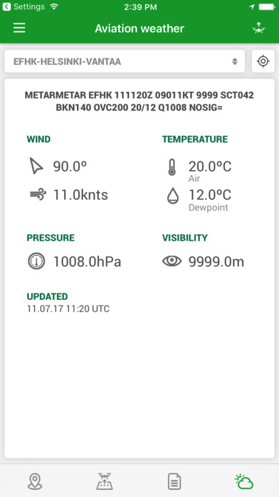 Droneinfo screenshot 4