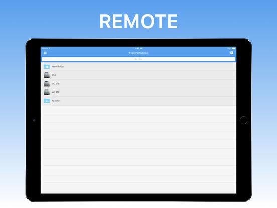 Remote Drive Pro for Mac