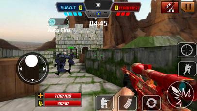 стрельба снайпер fps - 3d шутер Скриншоты4