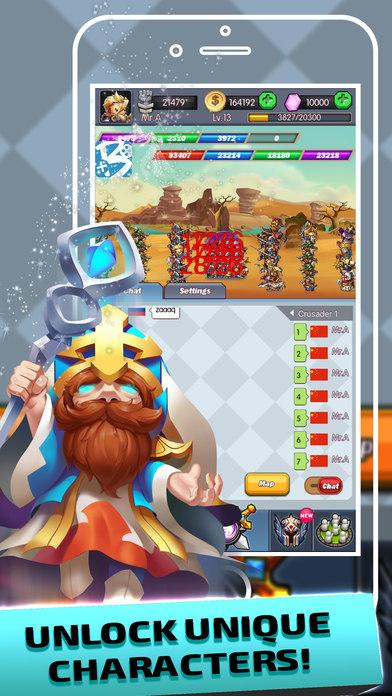 King of Crusades screenshot 5