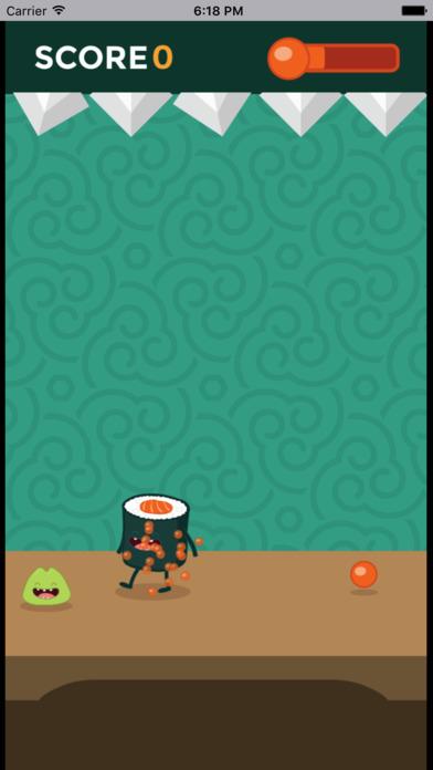 贪吃小寿司 screenshot 3