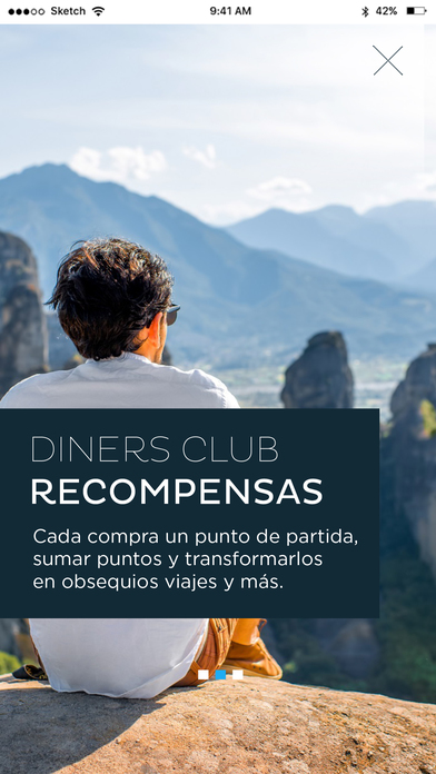 Diners Club Argentina screenshot 2