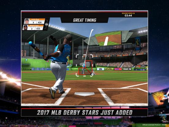 MLB.com Home Run Derby 17screeshot 2