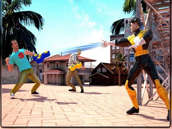 Fidget Spinner Superhero Street Battle screenshot 6