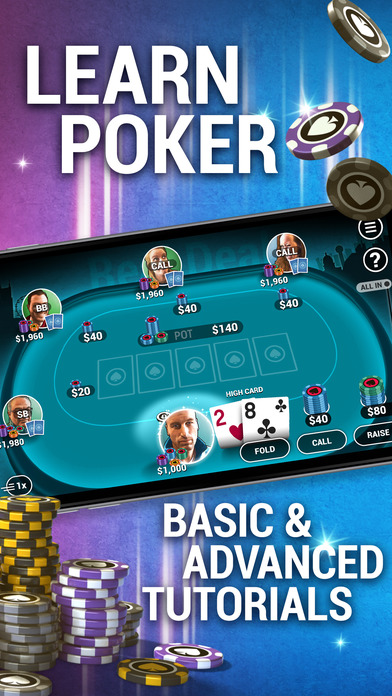 Learn poker ios app