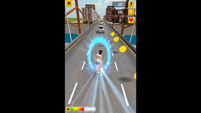 Traffic Skate Adventure screenshot 2