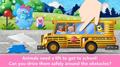 Learning Cars Educational Games for Preschool Kids screenshot 2