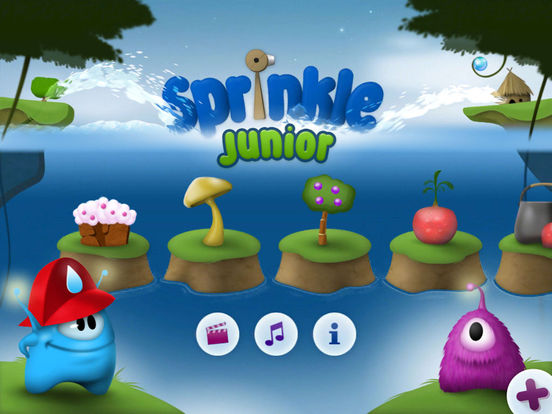 Sprinkle Junior Screenshots
