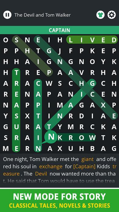 Word Search : Find Hidden Words screenshot 3