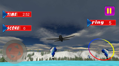 Airplane Flying Simulator screenshot 3