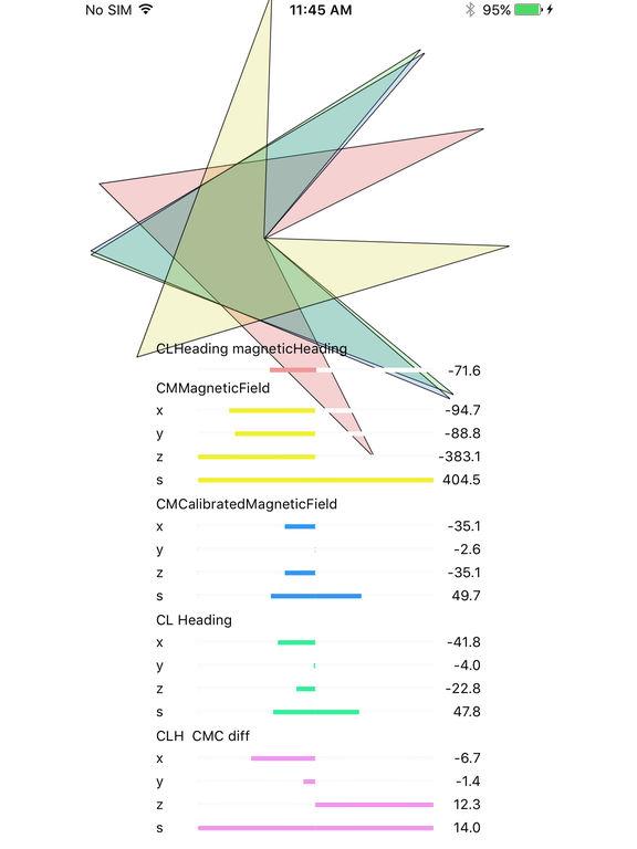 Magnetometer & Compass Скриншоты8