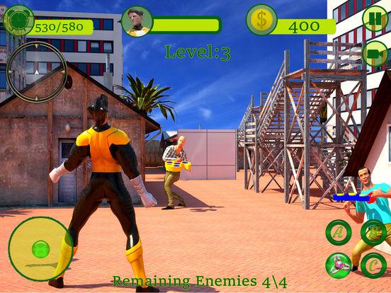 Fidget Spinner Superhero Street Battle screenshot 8