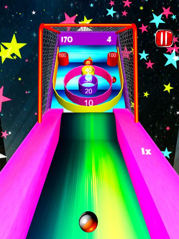 3D Roller Skee Ball 2017 screenshot 10