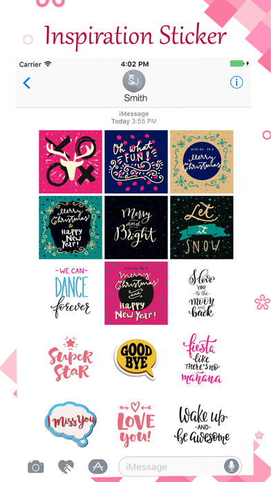 Motivational Love Quote Stickers screenshot 4