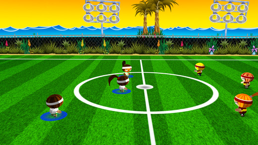 Chop Chop Soccer Screenshots