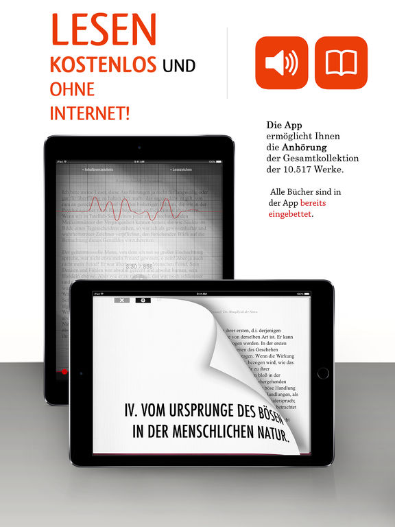 Deutsche Bücher Screenshots