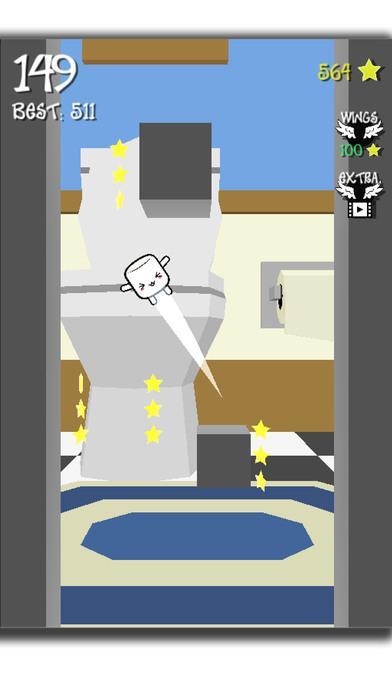 Marshmallow Boy screenshot 3