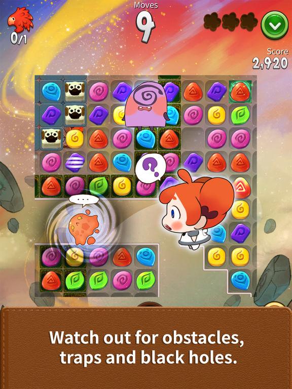 Arami Puzzventure screenshot 9