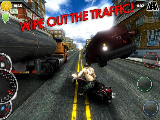 Boom Biker screenshot 6