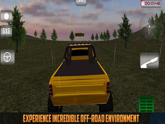 Offroad Truck: Forest Adventure screenshot 3