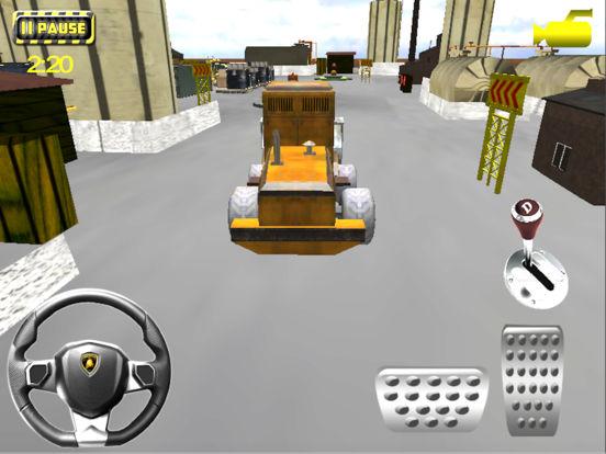 Heavy Crane Parking Simulator screenshot 3