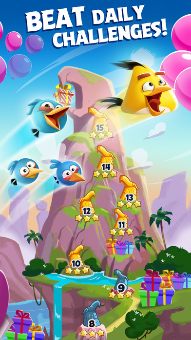 download Angry Birds Blast apps 4