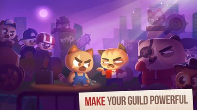 Screenshot of CATS: Crash Arena Turbo Stars App