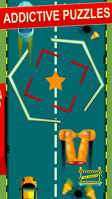Finger Hover-board Skating Simulator screenshot 2