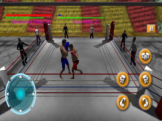 Боксерская революция 2017 3D Punch Boxing Скриншоты8